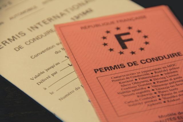 Bureau pour permis de conduire permis de conduire et cartes