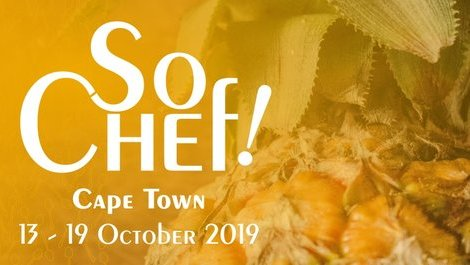 So Chef! 2019, French cuisine is back in Cape Town