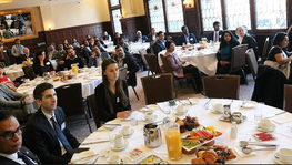 Interactive breakfast presentation on the V.I.E. French international (...)