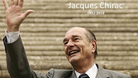 Tribute to President Jacques Chirac